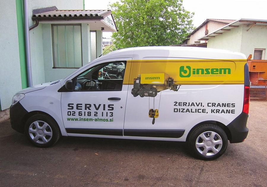 storitev servis